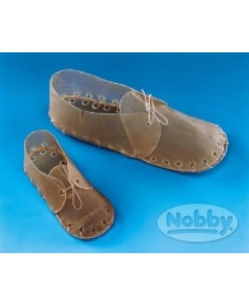 Лакомство за куче - Обувка кожена - NOBBY Германия -   20 гр. / 12.5 см.